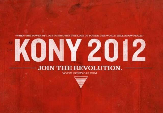 Varias formas de entender la campaña viral 'Kony 2012'