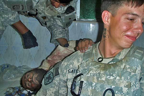 La guerra insostenible: nuevas fotografías de soldados norteamericanos en Afganistán