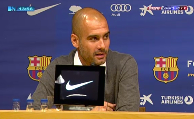 OFICIAL: Pep Guardiola deja al Barcelona, Tito Vilanova nuevo técnico culé