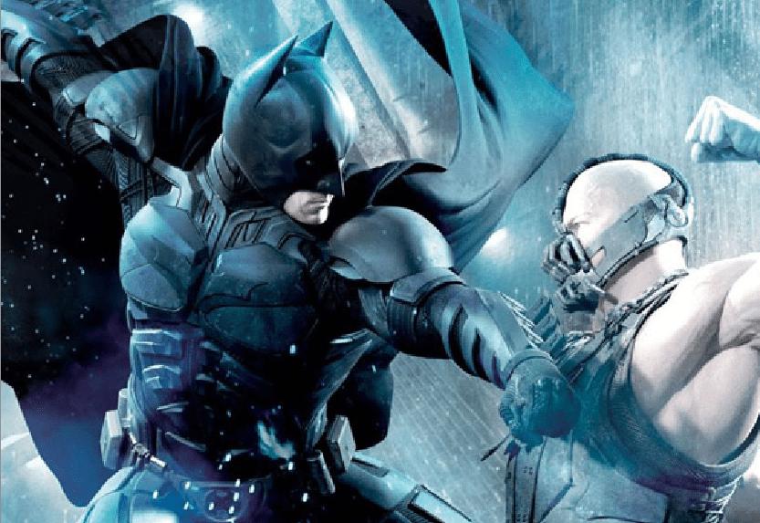 Nuevas imágenes de The Dark Knight Rises