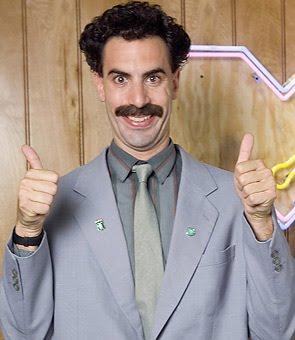 Más turistas en Kazajstán gracias a Borat