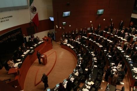 El Senado aprueba Ley General de Víctimas