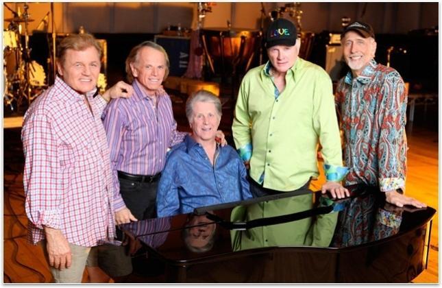 Nuevo disco de los Beach Boys este 5 de junio