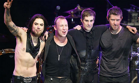 Jane's Addiction cancela conciertos en México