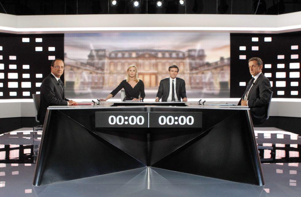Güi, güi, güi: la izquierda gana el debate en Francia