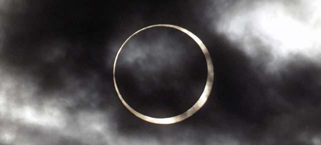 Galería: Así se vio el Eclipse Anular de Sol