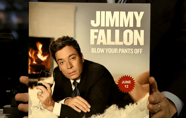 Jimmy Fallon colabora con Paul McCartney en nuevo álbum
