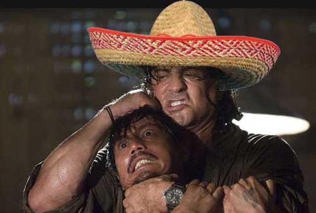 ¿Cómo no se le ocurrió a Calderón? ¡La respuesta estaba en Rambo!