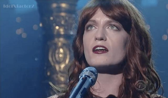 Video: Florence + Edward Sharpe en Letterman