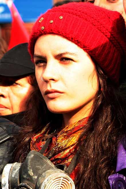 Camila Vallejo: De los movimientos estudiantiles al Congreso chileno