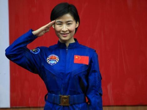 China enviará a su primera mujer al espacio