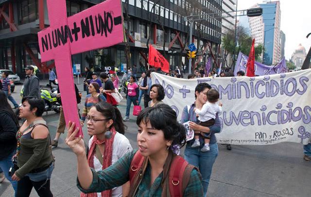 Los peores países para ser mujer, México entre ellos