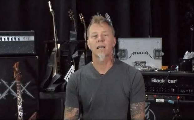 Metallica y el FBI unen fuerzas para atrapar asesino