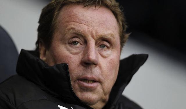 Deja Redknapp al Tottenham, suenan Moyes y Martínez para ser el próximo técnico