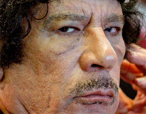Es difundida nueva grabación de la muerte de Gadafi