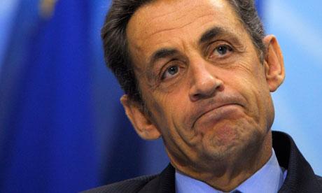 Ex presidente de Francia es detenido por tráfico de influencias