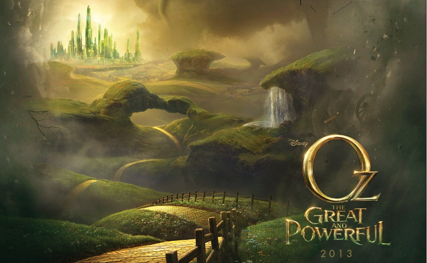 Échale un ojo al primer trailer de Oz: The Great and Powerful!