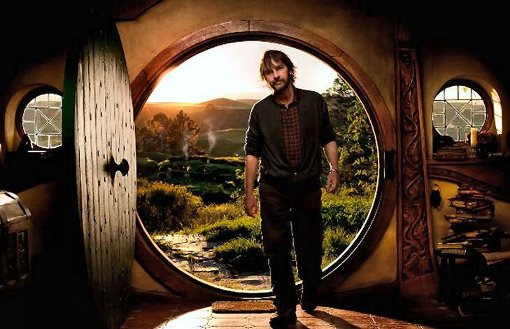 Peter Jackson planea tercer filme de The Hobbit