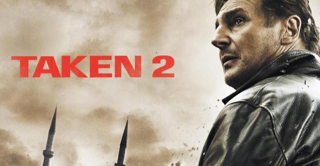 ¡Ve el nuevo adelanto de Taken 2!