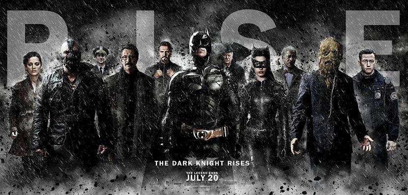 ¡Nuevos spots de The Dark Knight Rises!