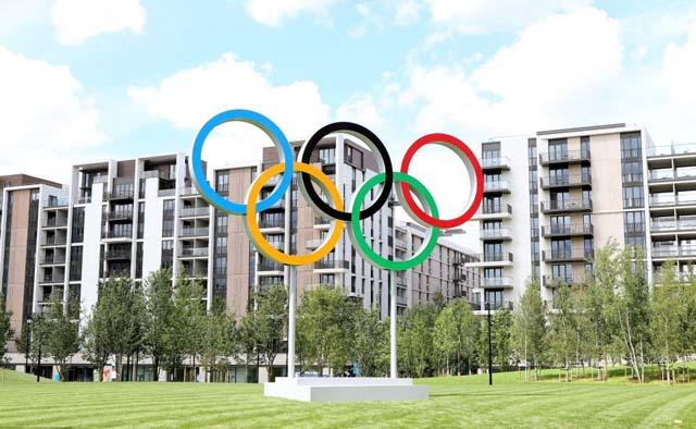 Un tour por la Villa Olímpica
