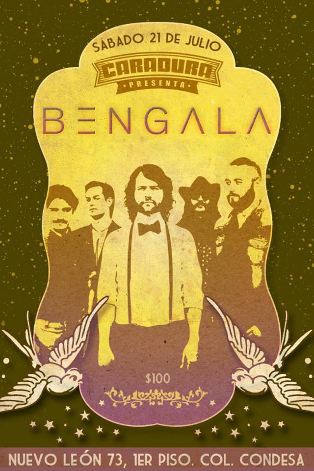 Bengala estará en el Caradura