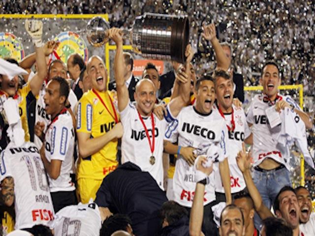 Corinthians nuevo campeón de la Copa Libertadores