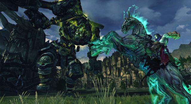 Mira a los enemigos de Darksiders II en este nuevo tráiler