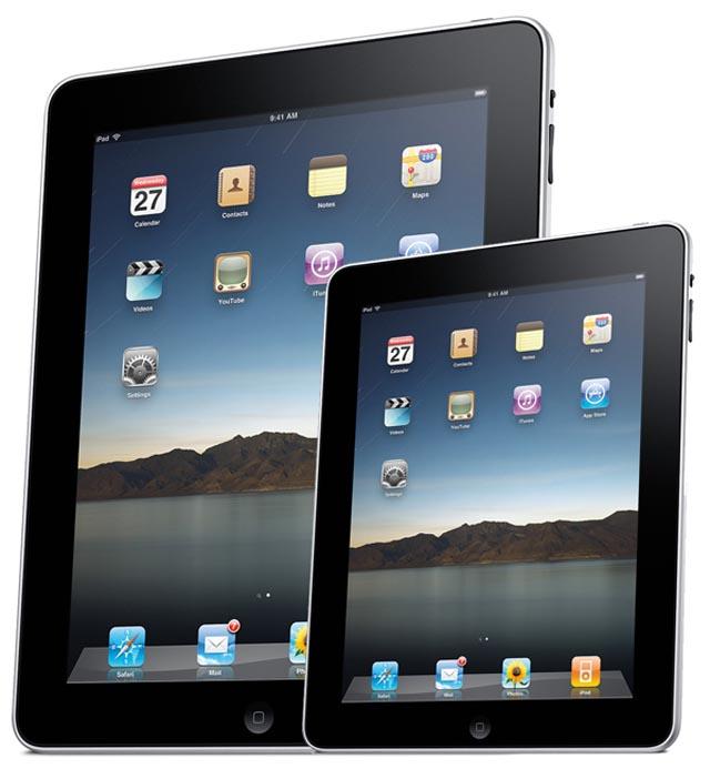Así será el iPad Mini