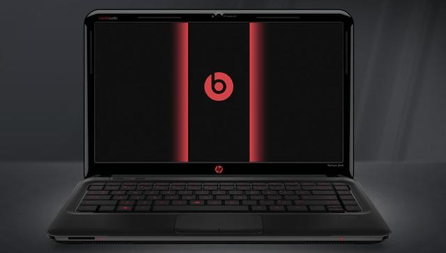 HP presenta la nueva Pavilion Beats Edition