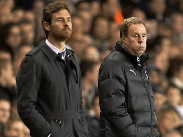 Andre Villas-Boas nuevo técnico del Tottenham