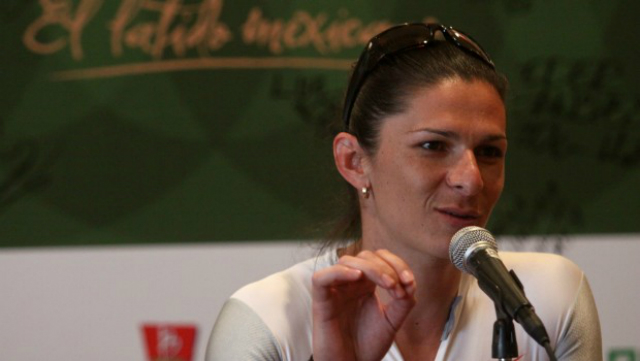 Ana Guevara propone iniciativa para celebrar el