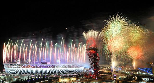 Revive el Playlist de la ceremonia de Clausura de Londres 2012