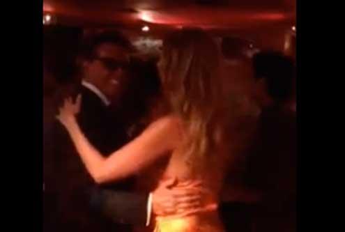 #EpicFail: Luis Miguel te muestra cómo no se debe bailar