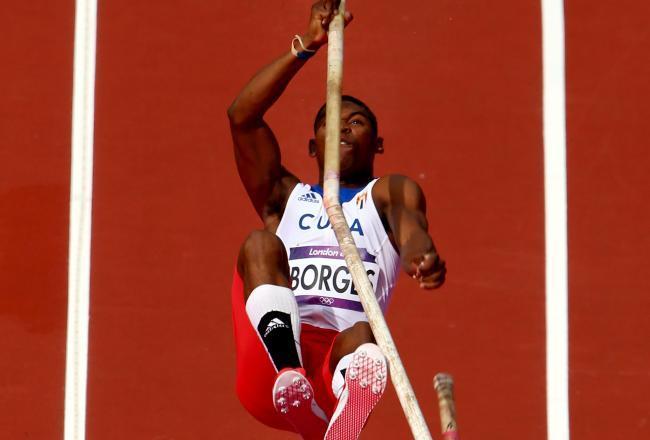 Las desgracias de los atletas en Londres 2012