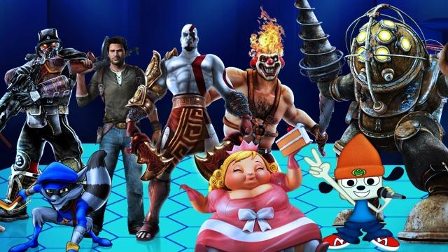Sony publica 4 nuevos videos de PlayStation All-Stars Battle Royale