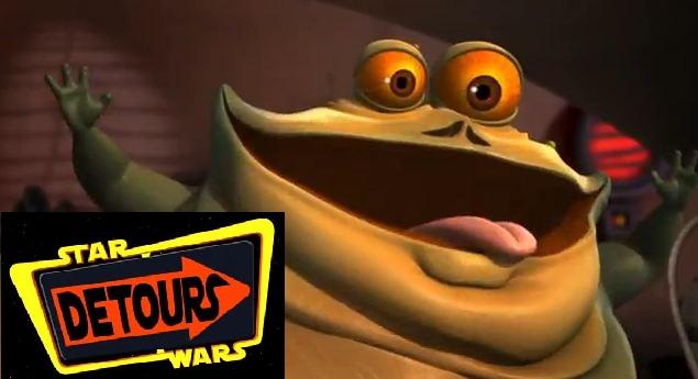 Star Wars: Detours, el nuevo programa cómico de Lucasfilm
