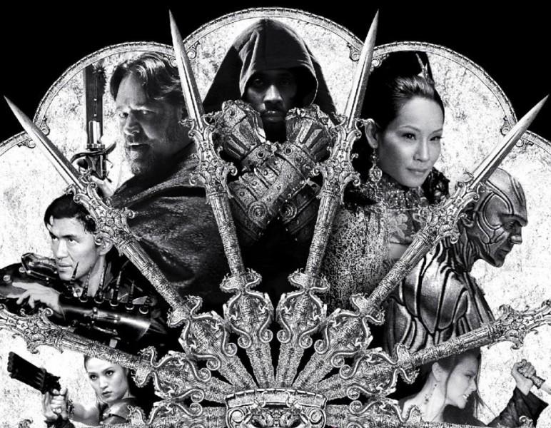 The Man with the Iron Fists: Échale un ojo a su nuevo trailer
