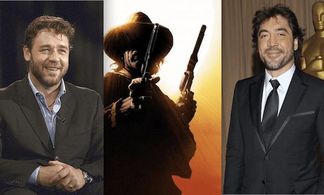 Russell Crowe sustituirá a Bardem en The Dark Tower
