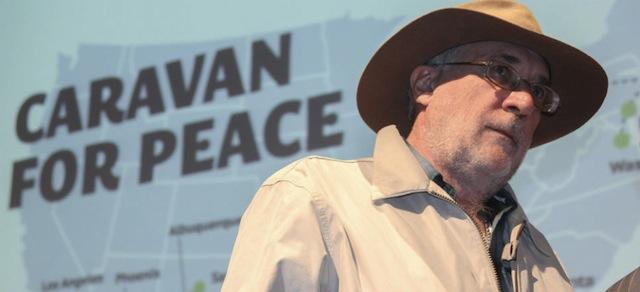 100 organizaciones se unen a la Caravana por la Paz en Estados Unidos