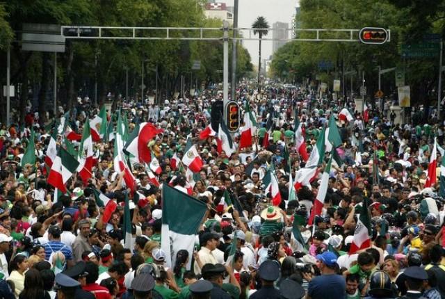 Así festejamos el TRIunfo del ORO en México