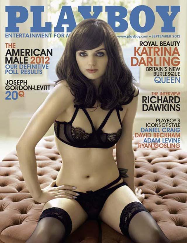 La prima de Kate Middleton se desviste para Playboy