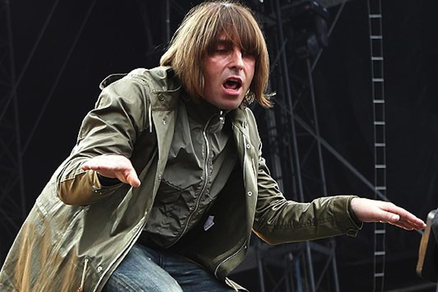 Liam Gallagher 2012