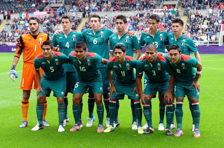 México rumbo al podio en Londres 2012