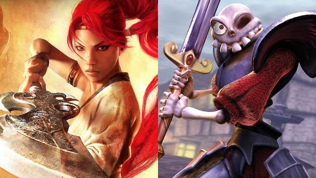 Nariko y Sir Daniel Fortesque, nuevos personajes de PlayStation All-Stars Battle Royale