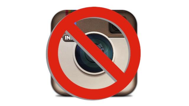 ¿Una aplicación anti Instagram?