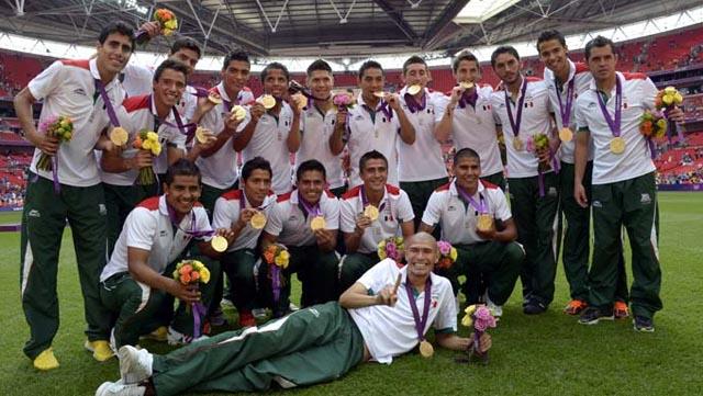 México se lleva la medalla de Oro en el futbol olímpico