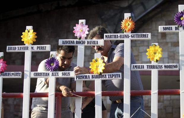 A un año del atentado del Casino Royale en Monterrey