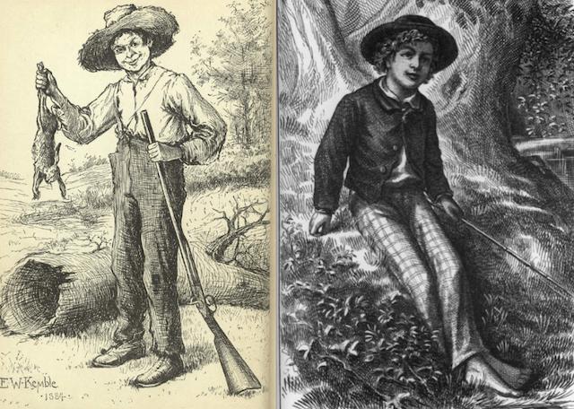 La ABC planea drama de Tom Sawyer y Huckleberry Finn