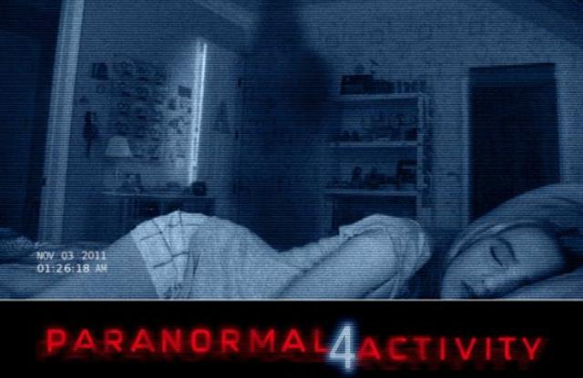 Échale un ojo al segundo trailer de Actividad Paranormal 4